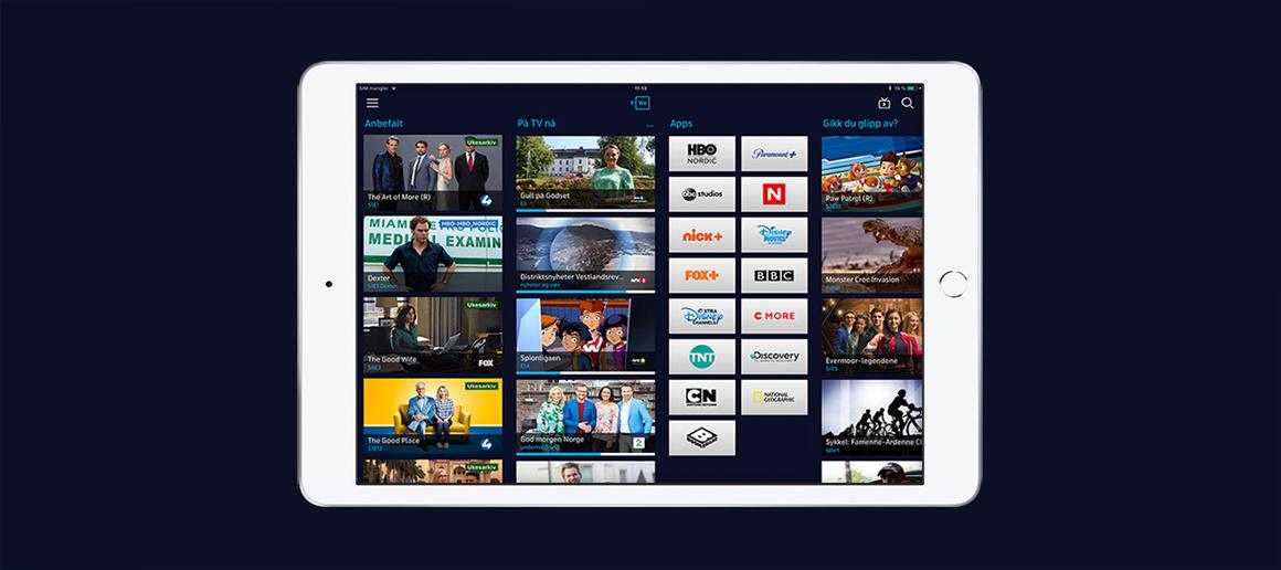 Read more about the article I løpet av oktober blir T-We-appen helt ny