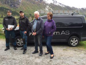 Read more about the article Fiberen har kommet til Vistdalen