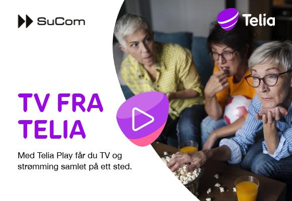 Read more about the article TV fra Telia – Fra 18. mai forsvinner de gamle tv-signalene.